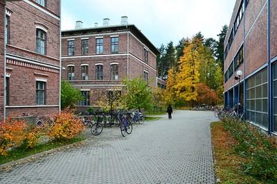 Old Seminaarinmäki