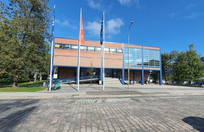 University Museum Workspaces