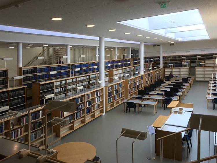 Kirjastosiipi