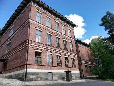 Näyttelykeskus Soihdun aukioloajat, sijainti ja yhteystiedot
